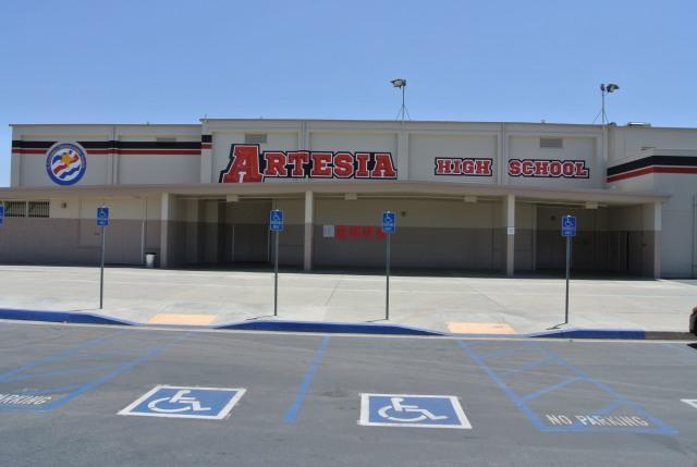Artesia Front